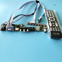 kit for LP173WD1(TL)(P5) HDMI USB remote VGA Controller board driver 40pin LVDS 17.3