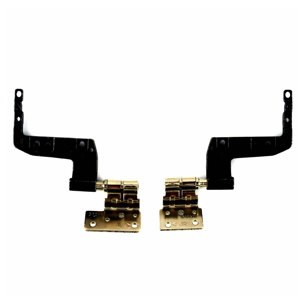 New Laptop Lcd Hinges Kit For Dell Latitude E5520 E5520M Laptop Lcd Hinges Left & Right 3RCYY 31FVT 1 Order