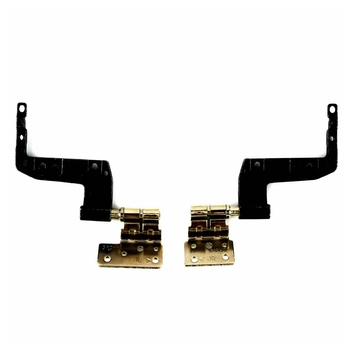 New Laptop Lcd Hinges Kit For Dell Latitude E5520 E5520M Laptop Lcd Hinges Left & Right 3RCYY 31FVT 1 order new laptop hinge for dell for latitude d420 d430 12 1 series notebook lcd left right lcd hinges replacement repair