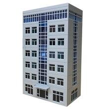 Heißer 1:150 1:144 HO Skala Sand Tabelle Landschaft DIY Montage Modell Gebäude Modell Pädagogisches Spielzeug Geschenk Für Kinder Kinder Erwachsene