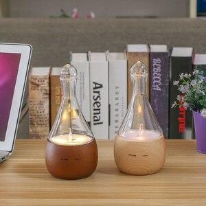 60ml boliche nebulizador nebulizando nebulizador clássico óleo essencial difusores umidificador de ar aromaterapia para uso doméstico escritório