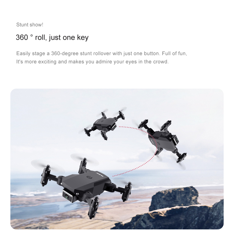 cheapest S66 Mini Drone 4K  With HD Camera Quad-Counter With Optical flow RC Quadrocopter Dual Camera Helicopter Foldable drones VS E58