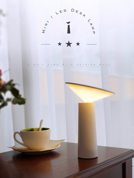 night light LED Mini i Cute shape USB rechargeable Ambient night Light,Dimmable Touch Decorative desk lamp,Bar lamp,Camping lamp 2016 creative pyramid led night light lamp ac 100 240v 4w usb rechargeable led desk light touch dimmable table lamp