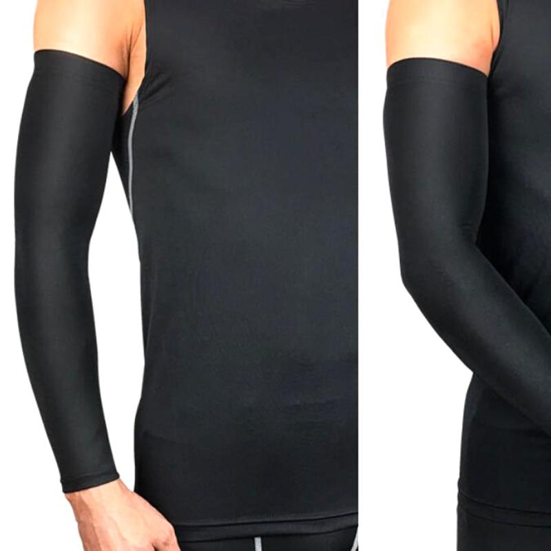 Unisex Fashion  Arm Sleeves Arm Warmer  UV Protection Outdoor Temporary  Arm Sleeve Breathable UV Protection Warmer Sleeve