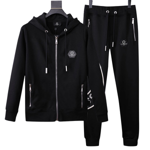 French Starbagspp double letter new sports and leisure suit is embroidered little bee men's fashion logo long sleeve men's suit