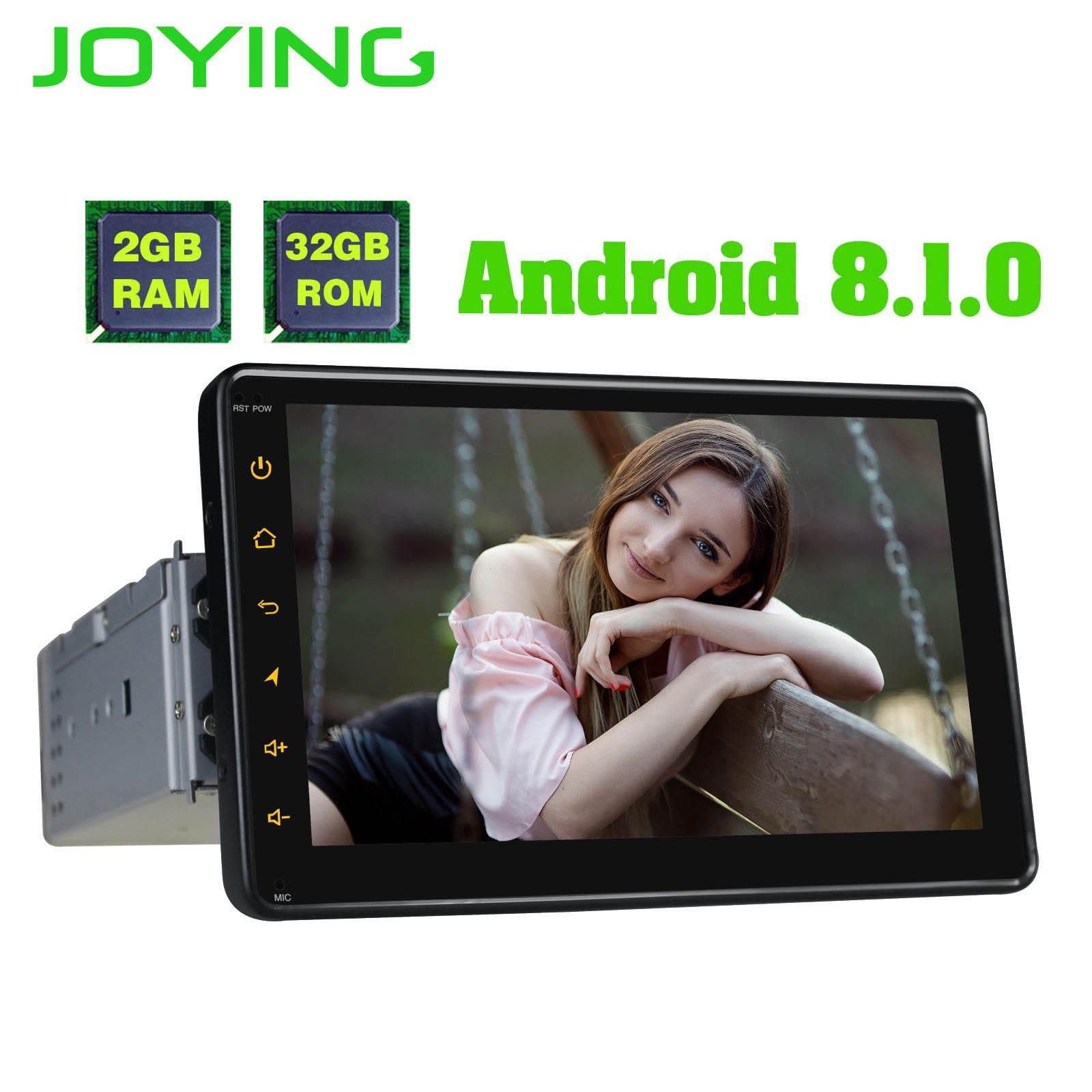 JOYING 7 Head Unit Single Din Universal Android 8 1Octa Core Car Radio Stereo GPS Navi