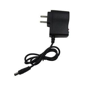 Image 2 - 12.6V 500mA Li Ion Batterij Us Eu Charger 12V 0.5A Lithium Adapter Oplader Dc 5.5*2.5 Mm