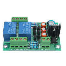 цена на 1pc Audio Speaker Protection Boards Assembled Stereo Loud Speaker Circuit Board Dual Channel Relay PCB Circuit Module 12-15V