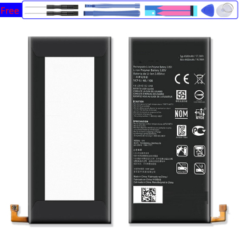 BL-T30 Battery For LG X Power 2 II Power2 L64VL M320F M320N M322 L63BL K10 Power M320 M320DSN M320TV MLV7N Mobile Phone Bateria image