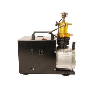 Image 3 - 300Bar High Pressure Pump Pcp Air Compressor for Airgun Scuba Air Rifle Paintball Carbine Bomb 220V 110V