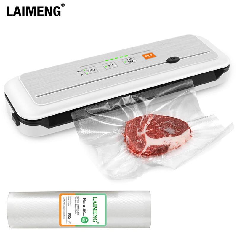 LAIMENG Vacuum Sealer For Food Storage New Food Packer Vacuum Bags For Vacuum Packaging Roll S277