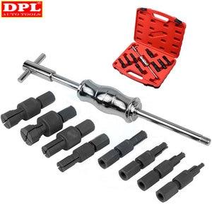 Image 2 - Kit de martillo deslizante, Extractor de cojinetes interno, Kit de eliminación de cojinetes, 9 unidades