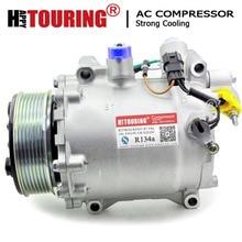 For HONDA AC Compressor Honda CRV CR V L4 Acura ILX RDX 38810 RZY A01 38810RZYA01 38810 RWC A02  38810RWCA02  38810RWC A02