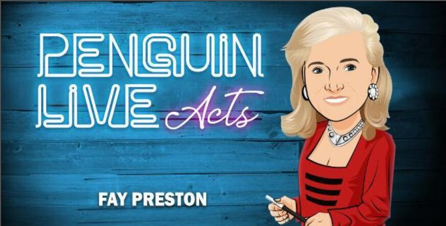 Fay Presto LIVE ACT- MAGIC TRICKS