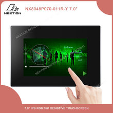 NEXTION 7.0 Intelligent Resistive/Capacitive LCD Touch Display NX8048P070 011C/R Y Multifunction HMI Module With Enclosure
