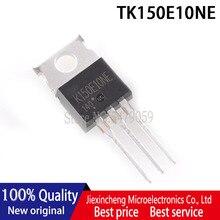 10 Chiếc TK150E10NE K150E10NE TK150E10 TO220 3 150A 100V MOSFET Mới Ban Đầu