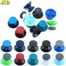 цена на JCD 100PCS 3D Analog Joystick Replacement Thumb Stick Grips Cap Cover For Microsoft Xbox one X S Controller Thumbsticks Cover
