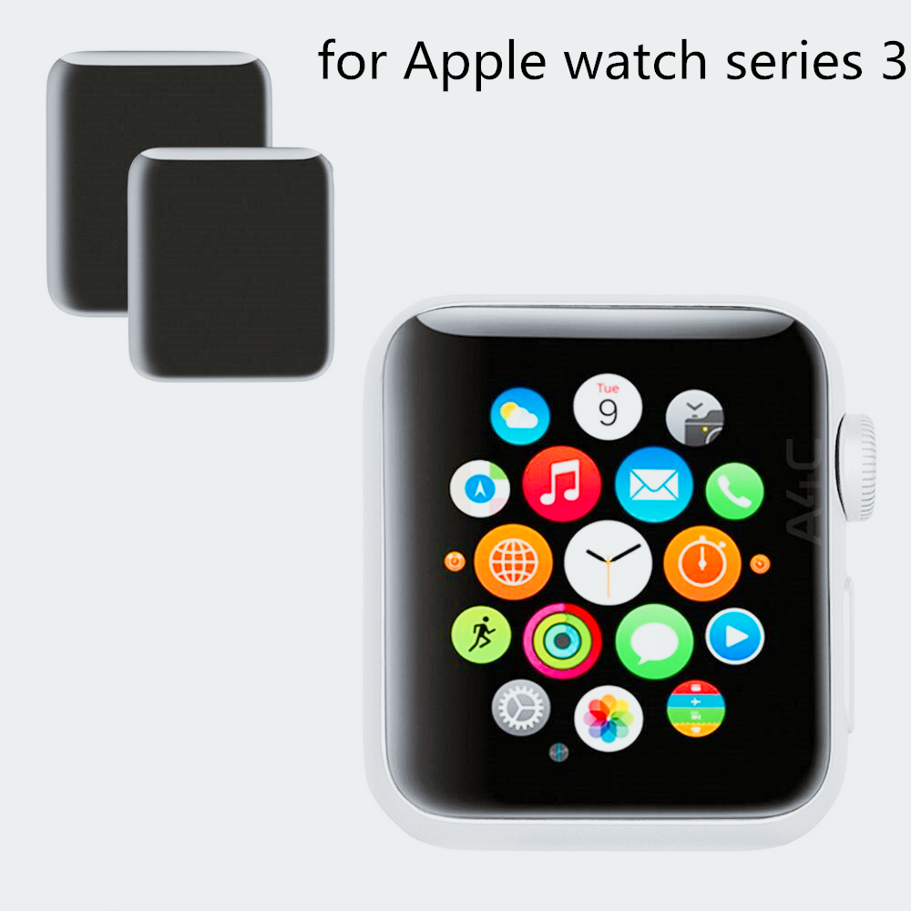 100% New For <font><b>Apple</b></font> <font><b>Watch</b></font> <font><b>Series</b></font> <font><b>3</b></font> LCD Display Touch Screen Digitizer Assembly For <font><b>Apple</b></font> <font><b>Watch</b></font> S3 38mm 42mm <font><b>GPS</b></font> Display image