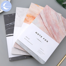 YueGuangXia Ins Style Artsy White Orange Pink Black Notebook for Bullet Journal Planner Scrapbook Creative Study Blank