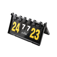 American Football Scoreboard Rugby Basketball Game Volleyball Accessories Indoor Outdoor Sports Score Boards Soccer Equipment