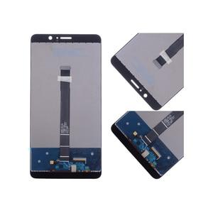 Image 2 - Оригинальный Для huawei mate 9 ЖК дисплей сенсорный экран дигитайзер для huawei mate 9 дисплей с рамкой Замена MHA L09 MHA L29