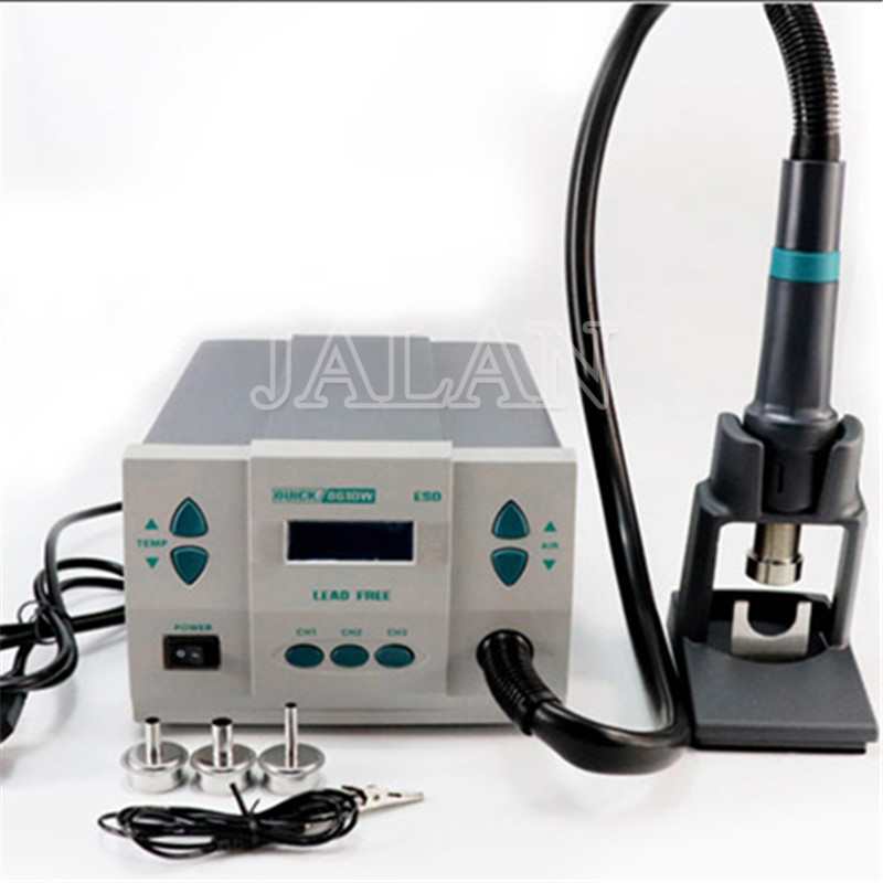 Soldering Station Quick 861DW 1000W Digital Rework Station Lead-free Desoldering