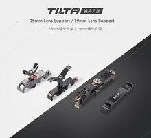 Tilta 15MM objektiv Unterstützung LS T03 LS T05 19MM Pro objektiv unterstützung LS T08 LS T07 für lange zoom objektiv objektiv supporter halterung