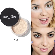 Makeup Face Cover Up Smooth Loose Powder Oil Control Powder Natural Lasting Beau