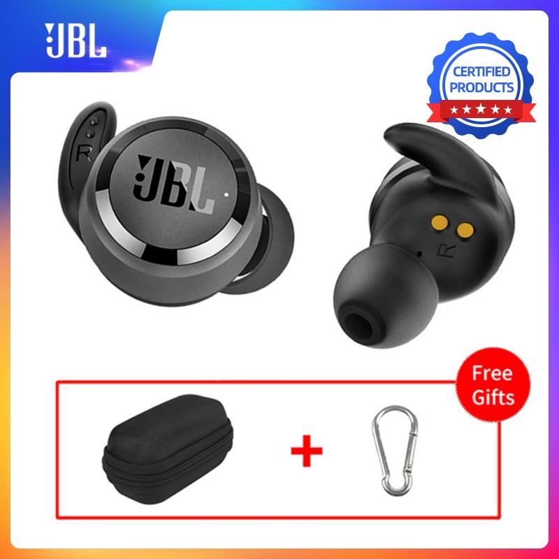 Jbl T280 Tws In Ear Wireless Bluetooth 5 0 Sport Earbuds Ipx5 Waterproof Stereo Music Dynamic Earphone With Charge Box And Mic Bluetooth Earphones Headphones Aliexpress