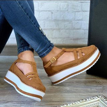Womens sandals fashion tassel casual style womens shoes flat summer vulcanized solid color thick bottom
