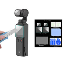 Lens-Protector Fimi Palm Gimbal-Camera for Anti-Scratch 9H Tempered-Glass Screen-Film
