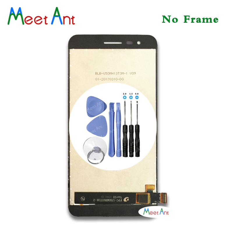 High Quality 5.0'' For <font><b>LG</b></font> K4 2017 <font><b>X230</b></font> X230DSF <font><b>LCD</b></font> Display Screen With Touch Screen Digitizer Assembly + Tool image