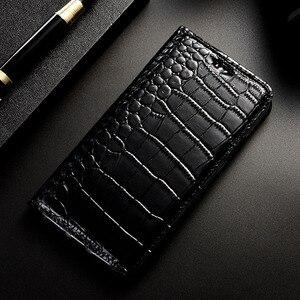 Image 5 - Mıknatıs doğal hakiki deri cilt cüzdan kılıf kitap telefon kılıfı kapak için Realmi Realme için C2 X2 XT Pro C X 2 T X2Pro 64/128 GB