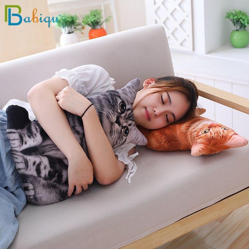 мягкая игрушка подушка кот