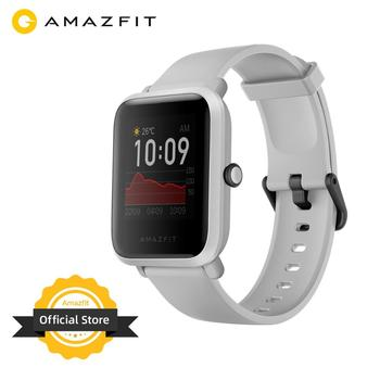В наличии Новые 2020 глобальная версия Amazfit Bip S смарт часы 5ATM Smartwatch GPS ГЛОНАСС Bluetooth для телефона Android