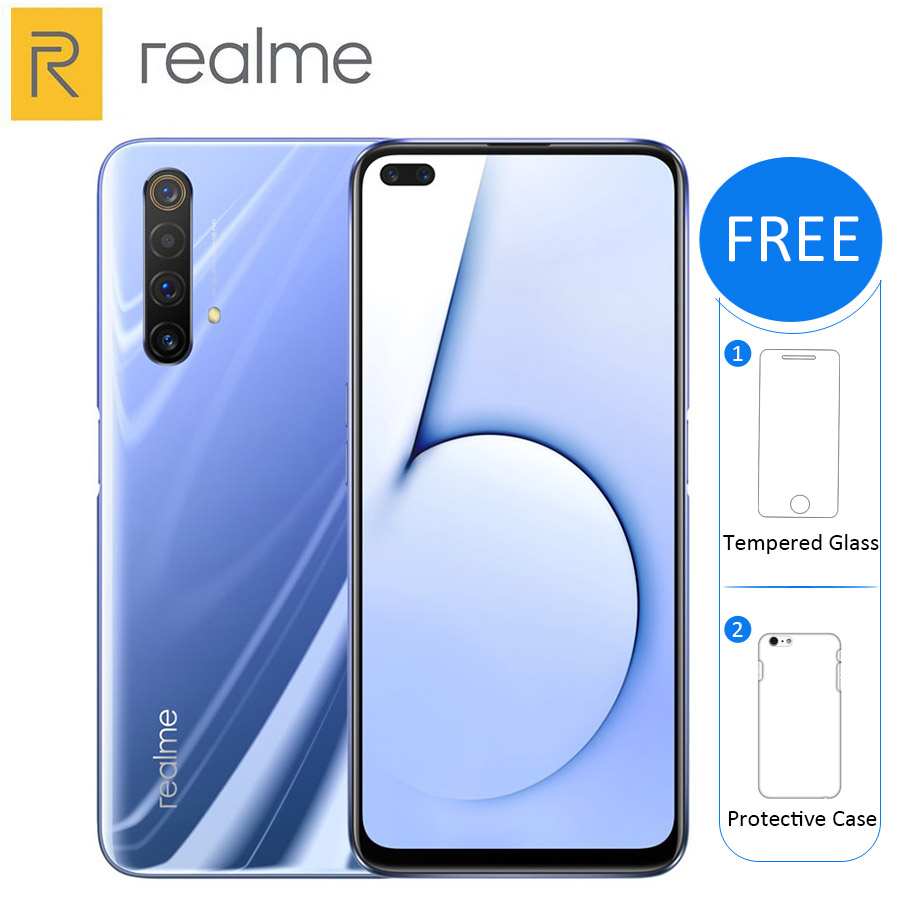 Realme X50 5G Mobile Phone 256GB /128GB ROM 12GB /8GB RAM 6.57