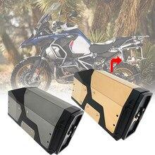 Boîte à outils décorative en aluminium pour moto, 4.2 litres, pour BMW R1250GS LC R 1250 adv Adventure GSA 2019