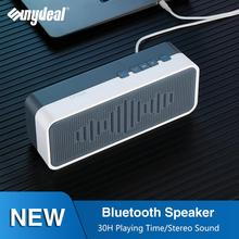 Bluetooth Speaker Wireless 30H Playing Time Stereo True Portable Outdoors Waterproof Speaker For Mobile Phone Tablet Laptop