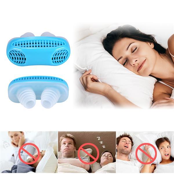 Silicone Anti Snore Device Stop Snoring