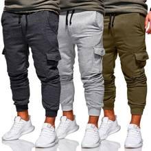 Męskie dres codzienny luźne spodnie sportowe do biegania spodnie dresowe spodnie plus rozmiar M-3XL