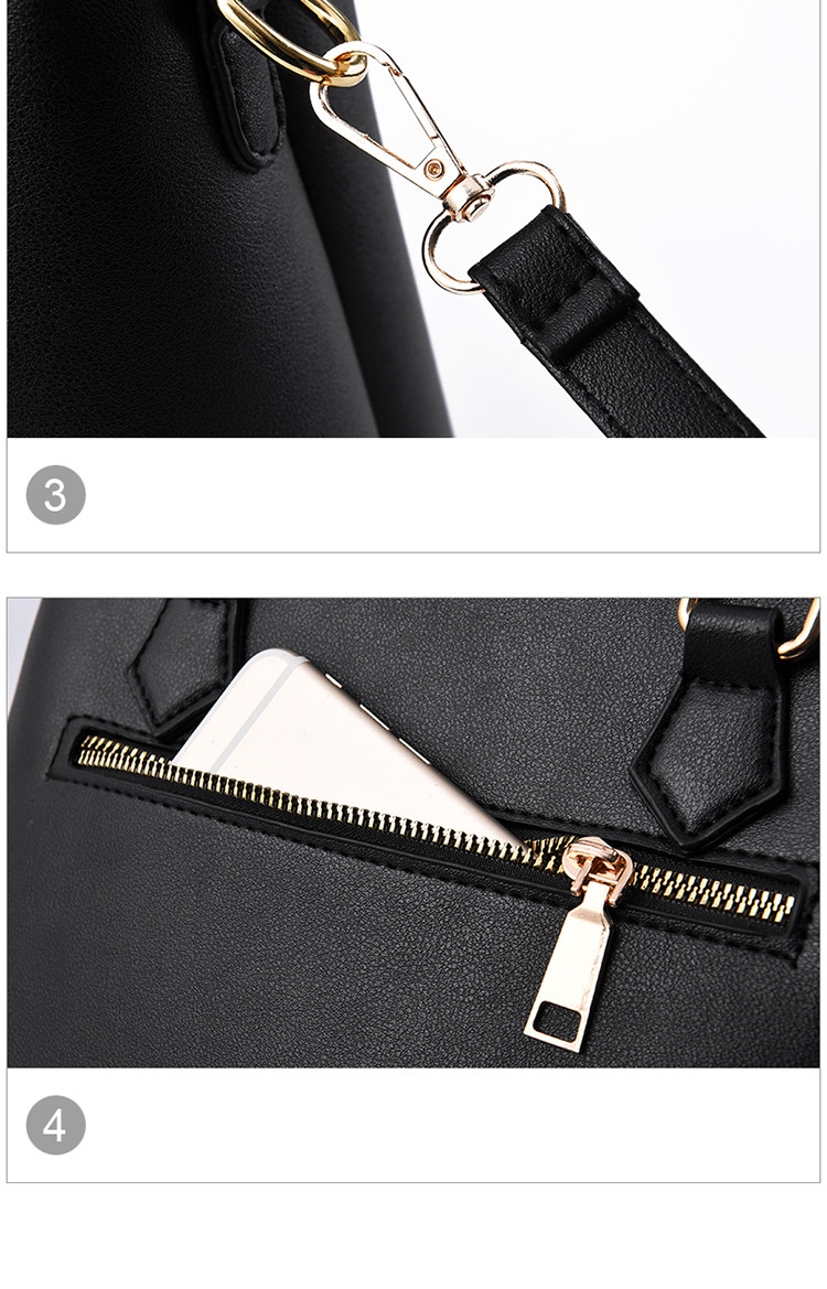He61f2e9771e7455eab058fd2118eb5b6c - Fashion Woman Bag Female Hand Tote Bag Messenger Shoulder Bag  Lady HandBag Set Luxury Hand bag composite bag  bolsos