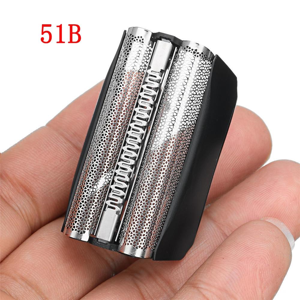 For Braun Series 5 Foil 51B Replacement Head 8000 Series WF1s WF2s 590cc 8595 8985 8975 899 70 560 590 550 530