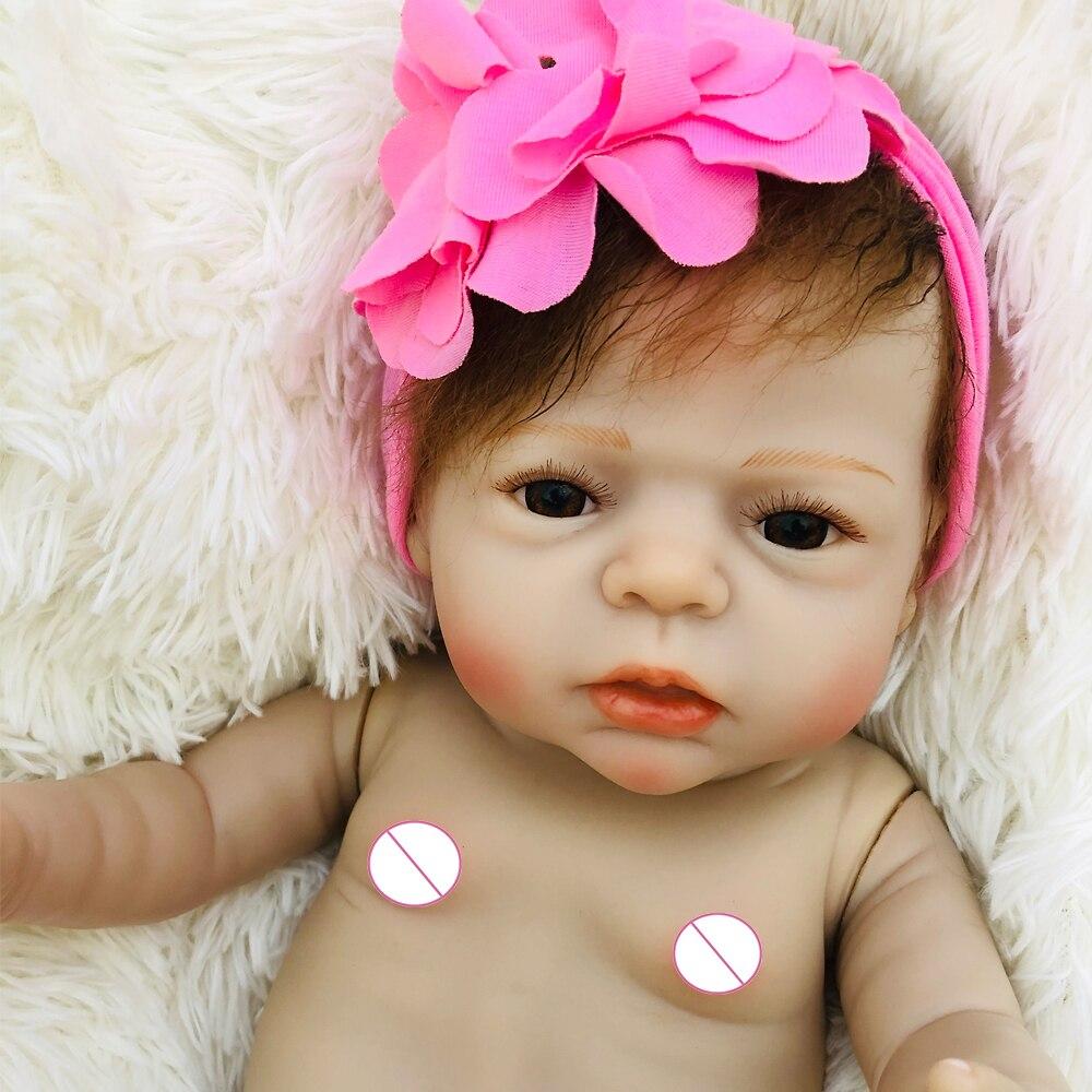 22 polegada bebes reborn bonecas menina boneca 05