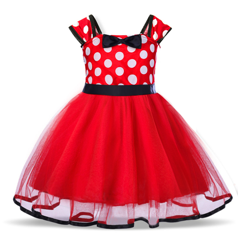 Babies Minnie Mouse Dress for Baby Baptism Christening Gown Kids Clothes Baby Girl Clothing Birthday Party Outfits Girls Dresses Karachi