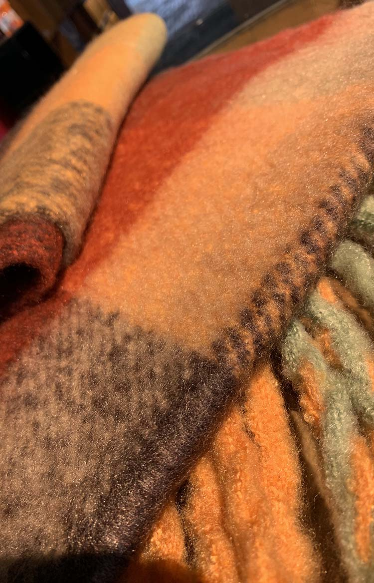 Берри бутик плед кашемировый шарф оранжевый цвет дизайнер оригинальный бренд