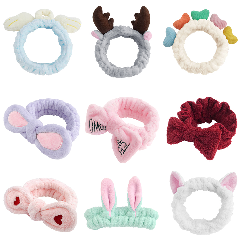 ChenYan Fashion New Headbands Lady Elastic Headband Girl Lovely Hairband FD1904