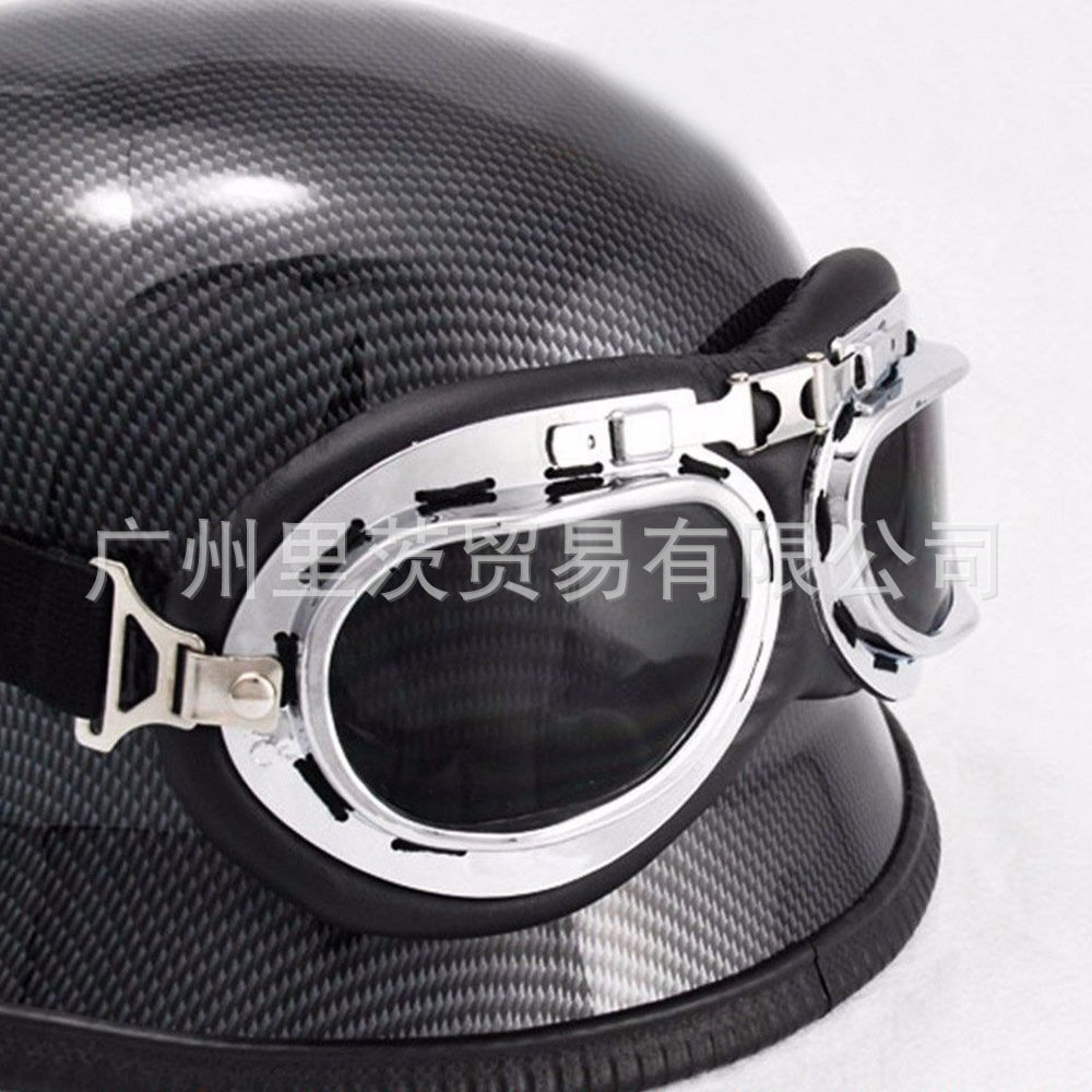 Hot Sales Harley Goggles Motorcycle Riding Eye-protection Goggles Retro World War II Glasses Dustproof Windproof Sand