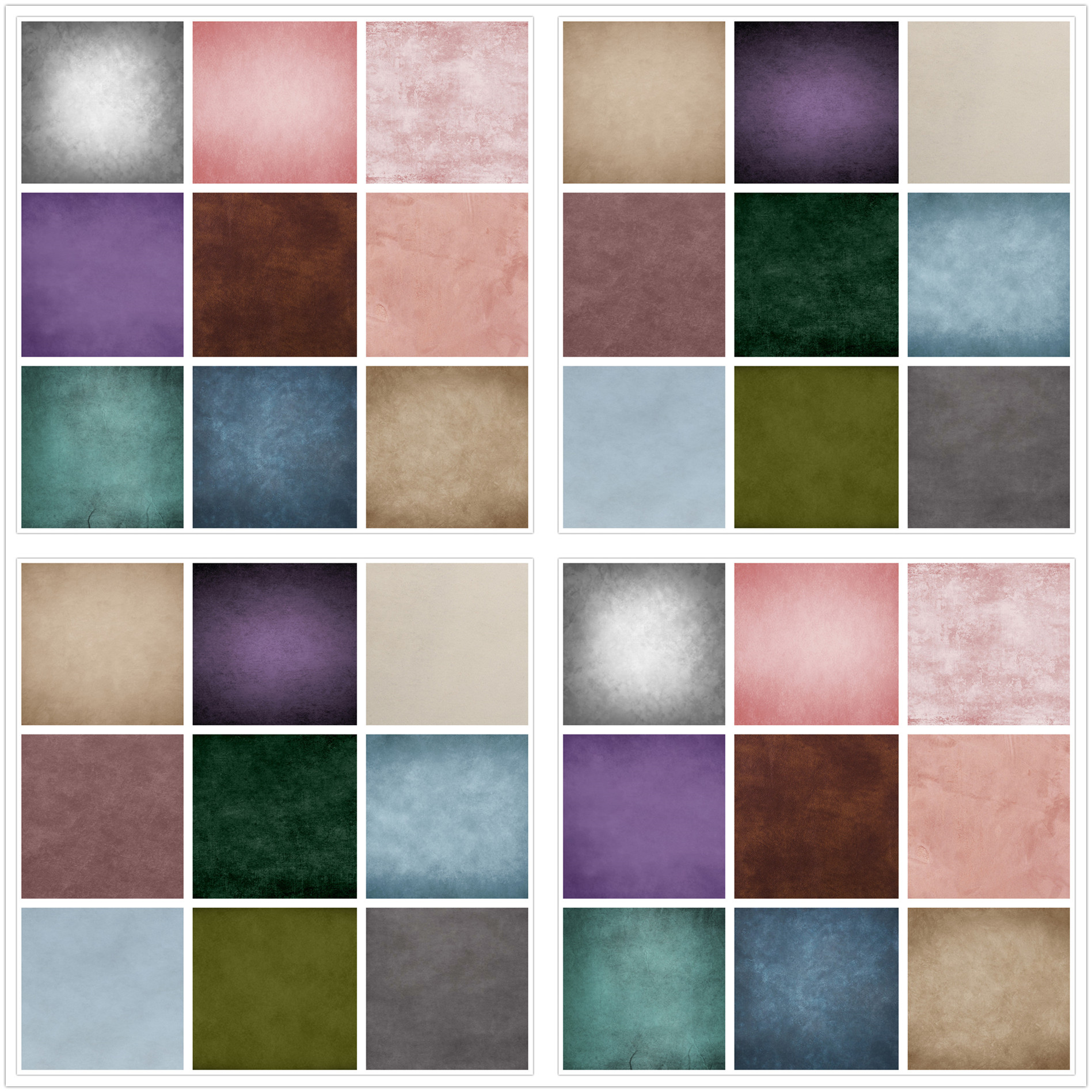 Photography Background Newborn Pink Solid Color Texture Wall Birthday Party Photo Background Baby Portraits Studio Backdrop Prop