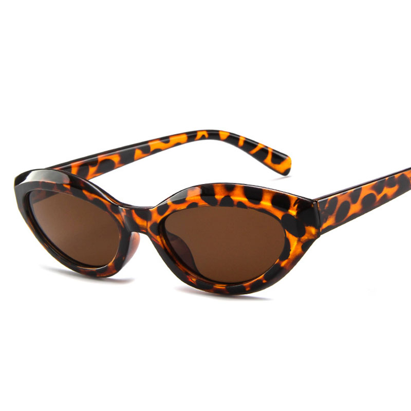 2019 New Oval Fashion Sunglasses Trend Retro Personality Glasses Women's Brand Designer Sunglasses UV400