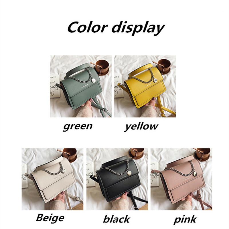 Totes Bags Women Large Capacity Handbags Women PU Shoulder Messenger Bag Female 2020 Fashion Daily Totes Lady Elegant Handbags